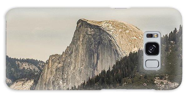 Half Dome Yosemite Valley Yosemite National Park Galaxy Case