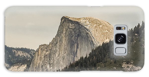 Half Dome Yosemite Valley Yosemite National Park Galaxy Case