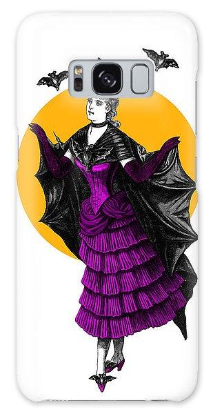 Halloween Galaxy Case - Halloween Batgirl by Madame Memento