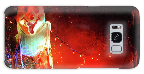 Galaxy Case featuring the photograph Halloween by Bill Thomson
