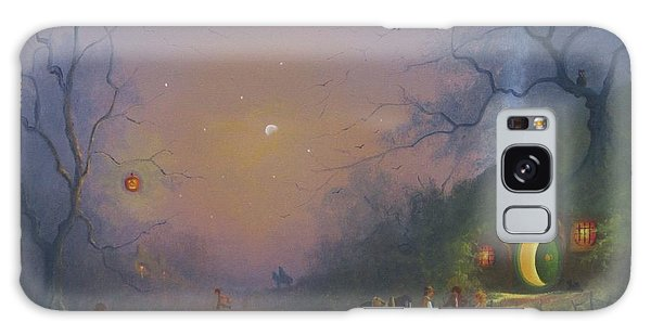 A Shire Halloween  Galaxy Case
