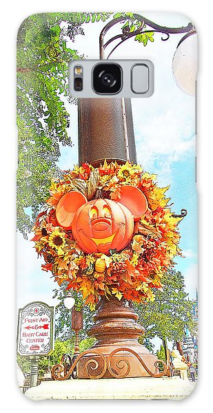 Galaxy Case - Halloween In Walt Disney World by A Gurmankin
