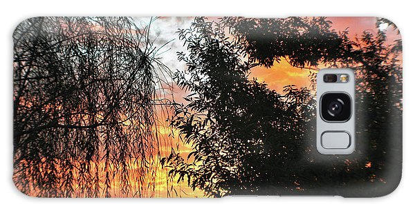 Halloween Sunrise 2015 Galaxy Case