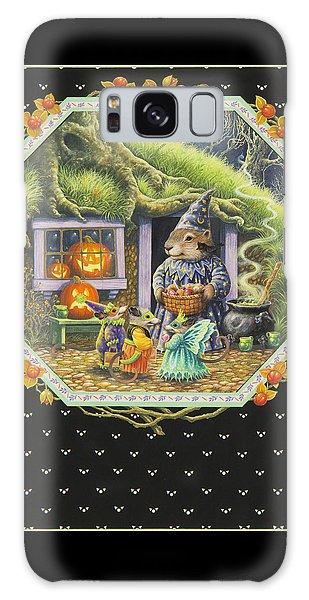 Groundhog Galaxy Case - Halloween Treats by Lynn Bywaters