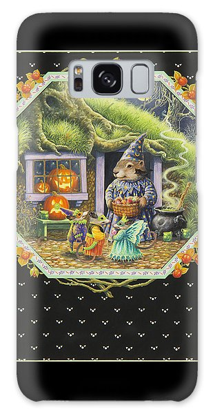 Halloween Treats Galaxy Case
