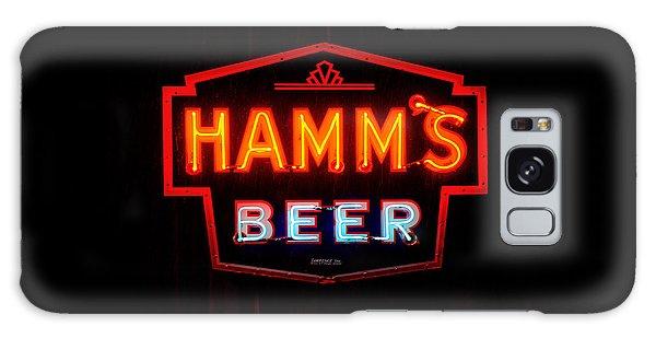 Hamm's Beer Galaxy Case by Susan  McMenamin