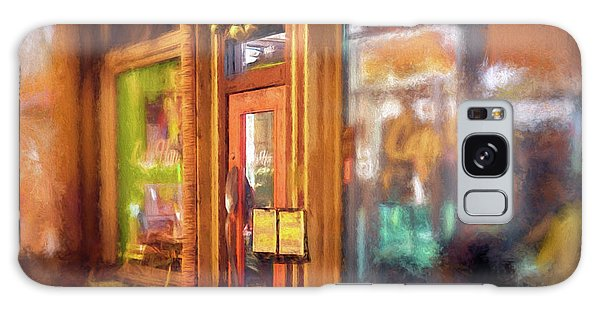 Hampden Cafe Galaxy Case