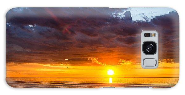 Hampton Sunrise Galaxy Case