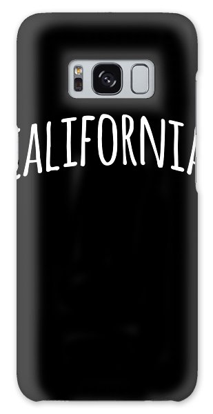 Hand California Galaxy Case