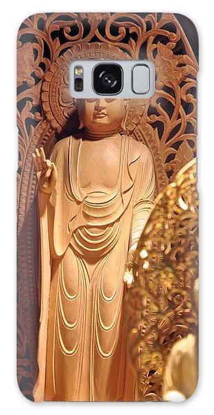 Handcarved Buddha Galaxy Case