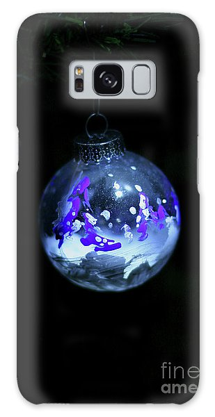 Handpainted Ornament 001 Galaxy Case
