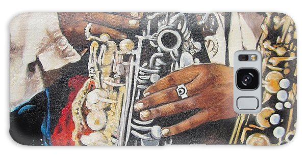 Blaa Kattproduksjoner        Hands Of Music - 2 Galaxy Case