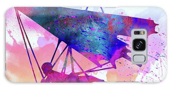 Sportsman Galaxy Case - Hang-gliders by Elena Kosvincheva