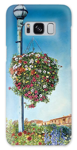 Hanging Basket Galaxy Case