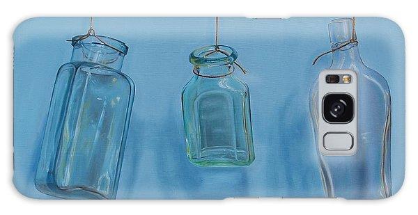 Hanging Bottles Galaxy Case