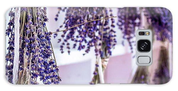 Hanging Lavender Galaxy Case
