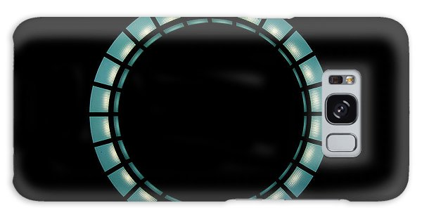 Hanging Light Circle Galaxy Case