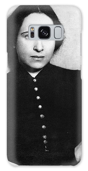 Philosopher Galaxy Case - Hannah Arendt (1906-1975) by Granger