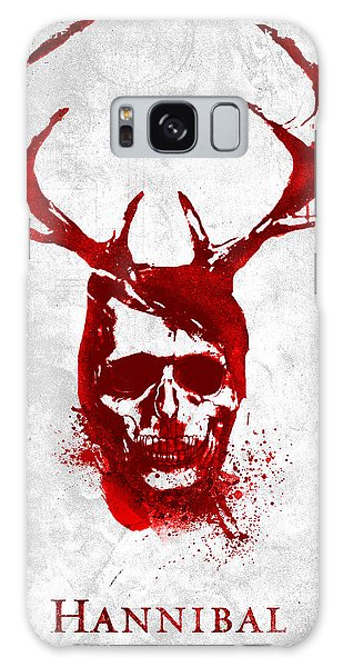 Hannibal Tv Show Poster Galaxy Case