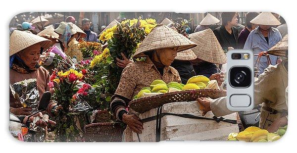 Hanoi Market 02  Galaxy Case