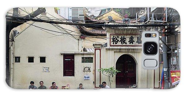 Hanoi Old Quarter 1 Galaxy Case