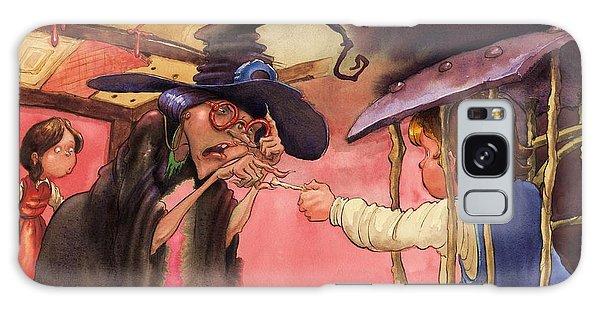 Hansel And Gretel Galaxy Case