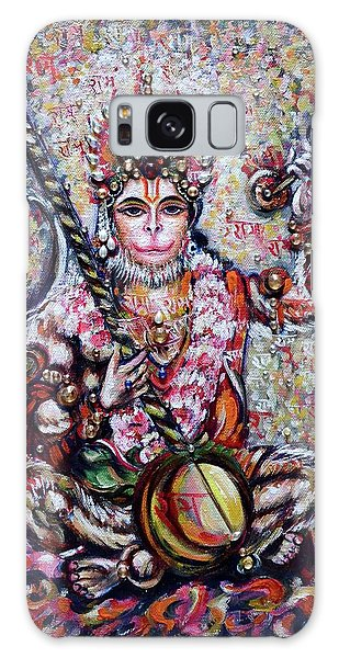 Hanuman - Ecstatic Joy In Rama Kirtan Galaxy Case