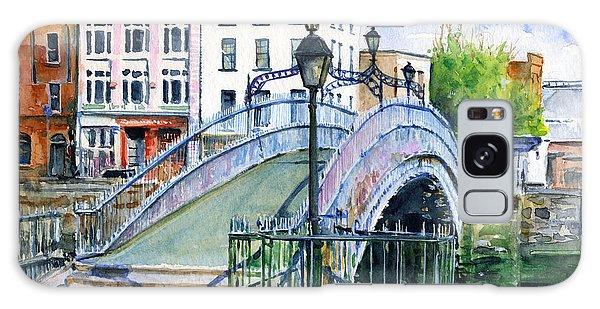 Ha'penny Bridge Dublin Galaxy Case