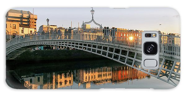 Ha'penny Bridge Galaxy Case