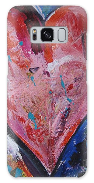 Happiness Galaxy Case by Diana Bursztein