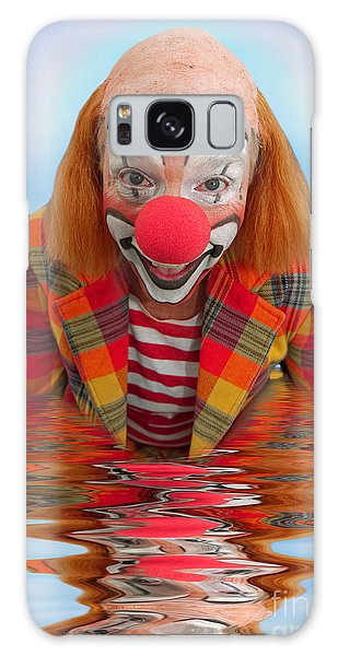Happy Clown A173323 5x7 Galaxy Case