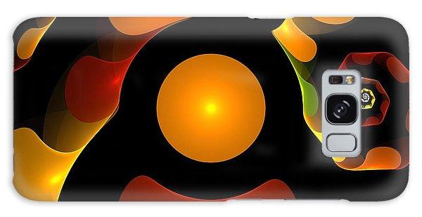 Modern Galaxy Case - Happy Digit by Steve K
