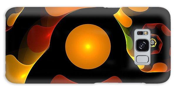 Impressionism Galaxy S8 Case - Happy Digit by Steve K