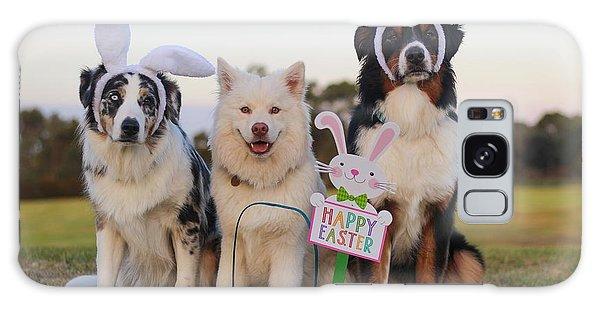 Happy Easter Galaxy Case