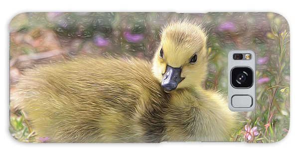 Gosling Galaxy Case - Happy Easter To You by Donna Kennedy