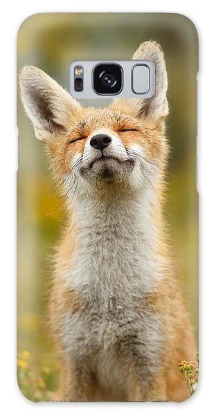 Happy Fox Galaxy S8 Case