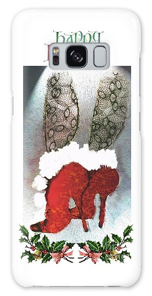 Happy Holidays - Christmas Card Galaxy Case