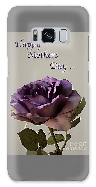 Happy Mothers Day No. 2 Galaxy Case by Sherry Hallemeier