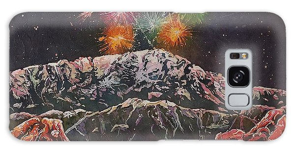 Happy New Year From America's Mountain Galaxy Case