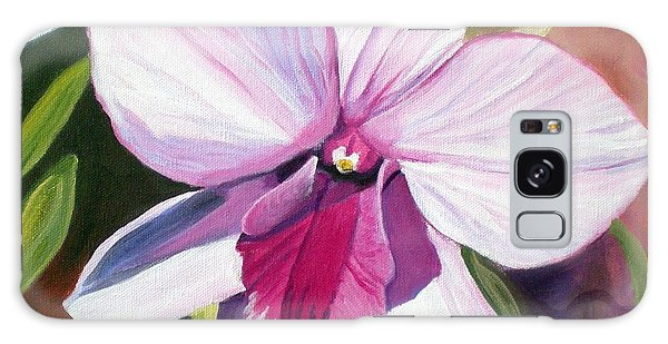 Happy Orchid Galaxy Case