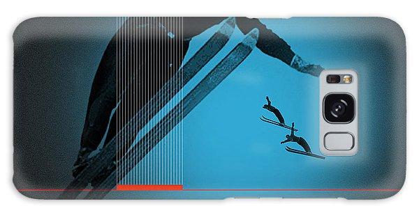 Sportsman Galaxy Case - Happy Treesome by Naxart Studio
