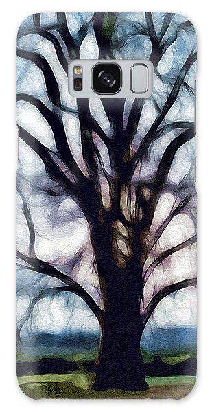 Happy Valley Tree Galaxy Case