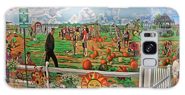 Harbe's Family Farm Galaxy Case by Bonnie Siracusa