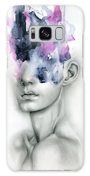 Figurative Galaxy Case - Harbinger by Patricia Ariel