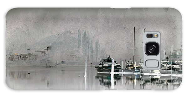 Harbor And Boats Galaxy Case