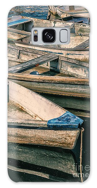Harbor Boats Galaxy Case
