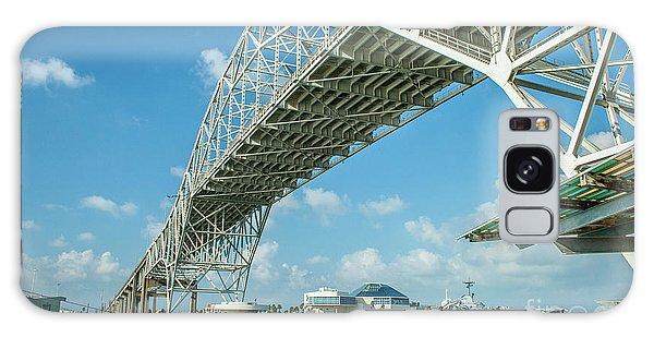 Harbor Bridge Galaxy Case