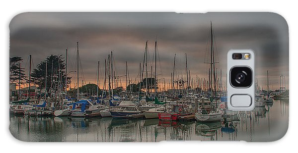 Monterey Galaxy Case - Harbor Light by Bill Roberts