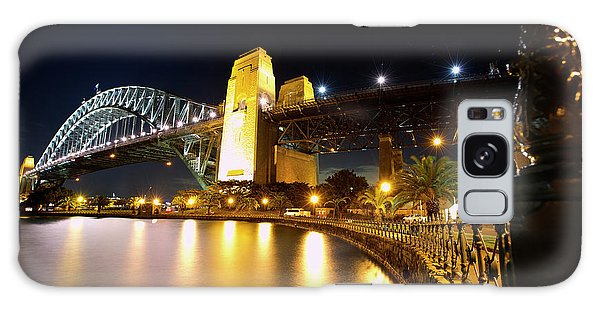 Harbour Fence Galaxy Case