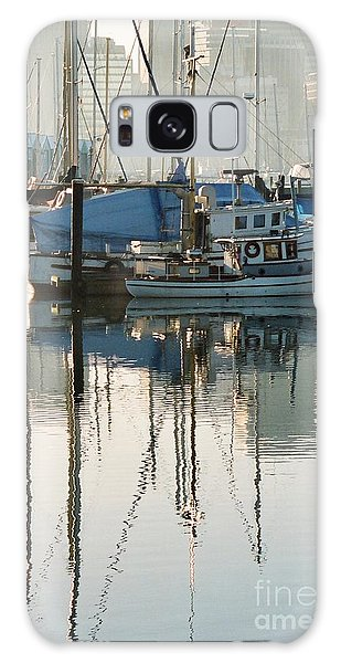 Harbour Fishboats Galaxy Case